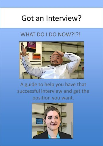 Got an Interview?