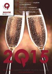 Q Makelaars Magazine #4 Januari