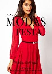 FLAVIA MODAS FESTA
