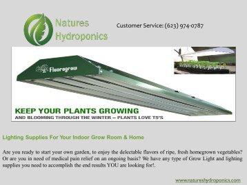 Closet grow systems