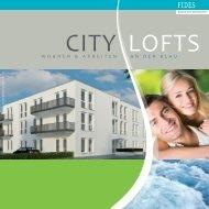 CITY LOFTS Wohnen & Arbeiten an der Blau