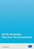Für Sie. Für den Bau. Pour vous. Pour la construction. - Seite 7