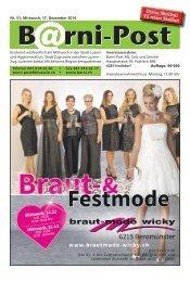 Barni-Post KW 51, 17. Dezember 2014