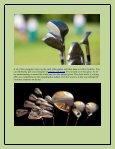 Antique Golf Balls For Including Spark To Your Golf Set - Page 2