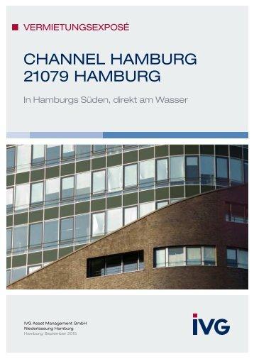 CHANNEL HAMBURG 21079 HAMBURG