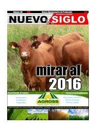 Revista Agropecuaria Nuevo Siglo Número 126