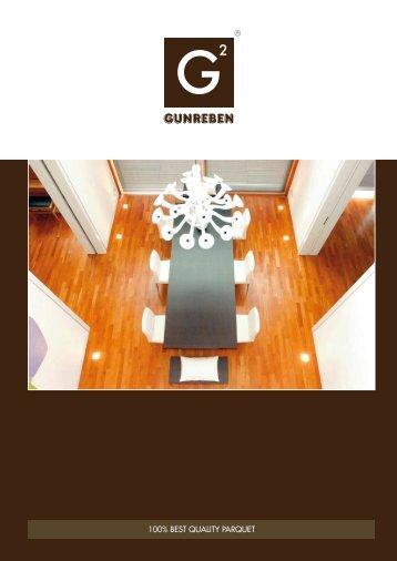 Gunreben - Gesamtprospekt