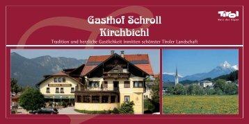 Gasthof Schroll Kirchbichl
