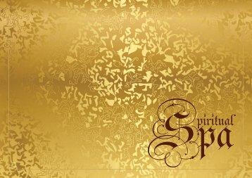 Spiritual SPA Broschüre
