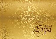 Spiritual SPA depliant