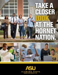 TAKE A CLOSER LOOK AT THE HORNET NATION.