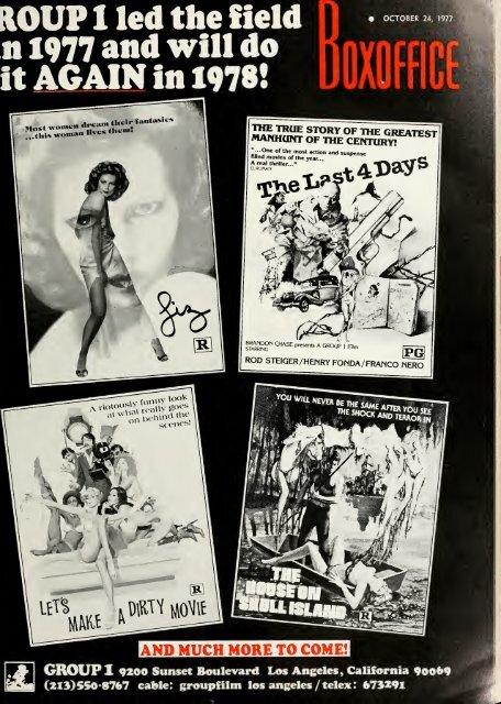 Boxoffice October 24 1977