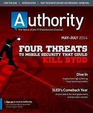 Authority Issue 2