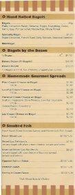 Kettleman's Bagels & Deli Menu - Page 2