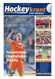 Hockeykrant Oost-Brabant