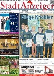 Stadt Anzeiger Coesfeld kw 51