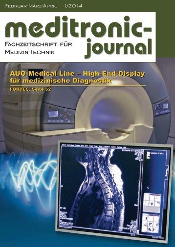 meditronic-journal 1/2014