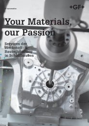 Your Materials, our Passion