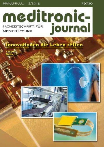 meditronic-journal 2/2012