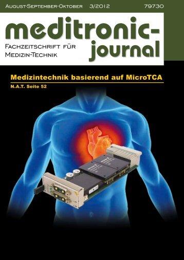 meditronic-journal 3/2012