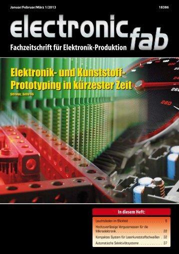 electronic fab 1/2013