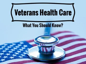Veterans Home Health Care – What You Should Know
