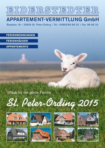 St. Peter-Ording 2015