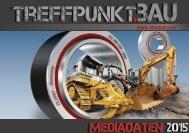 Treffpunkt.Bau Mediadaten 2015