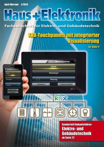 Haus+Elektronik 2/2013