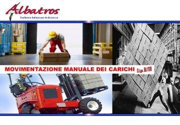 INFORMATI - La movimentazione manuale dei carichi