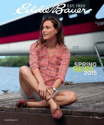Spring News 2015