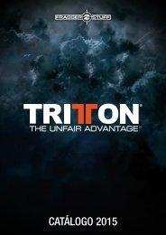TRITTON 2015 - Catálogo