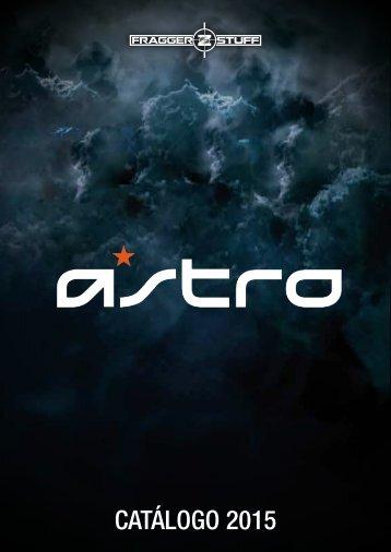 ASTRO 2015 - Catálogo