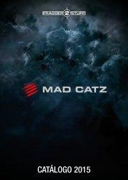 Mad Catz 2015 - Catálogo