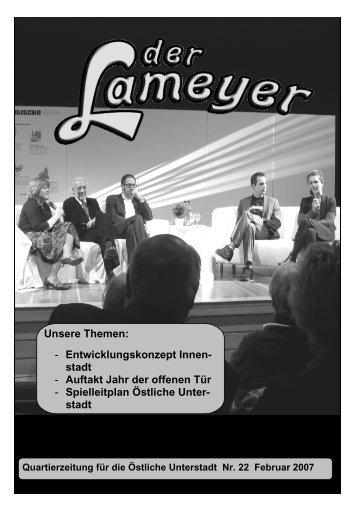 Der Lameyer - 2007 Nr.22 Februar