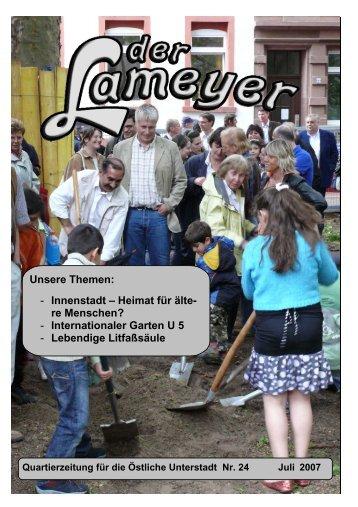 Der Lameyer - 2007 Nr.24 Juli