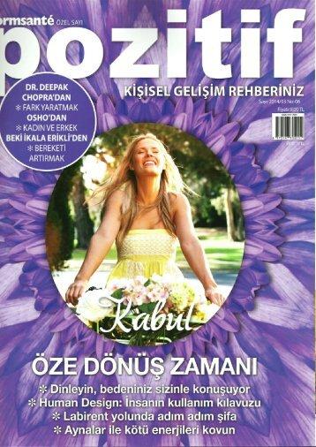 Formsate Pozitif Röportaj Temmuz 2014