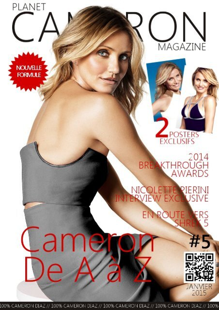 PLANET CAMERON MAGAZINE - Issue 5 January 2015