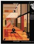 e-AN N° 21 nota N° 8 Clasicos de la arquitectura y el cine dibujos de Federico Babina  - Page 6