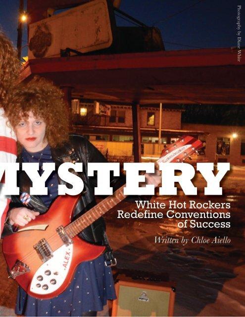 CUSP Magazine: Winter Issue 2014