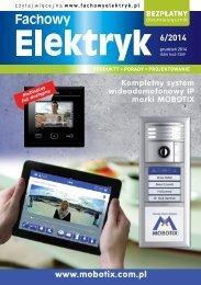 Fachowy Elektryk 6/2014