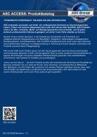 ASC Deutschland Produkt / Preiskatalog - Seite 2