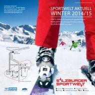 Sportwelt Aktuell - Winter 2014/15