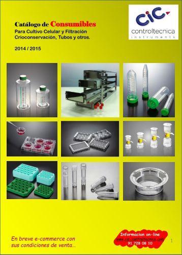 Consumible y Plástico Cultivo para Cultivo Celular Jet Biofil