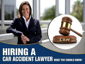 Car Accident Lawyers in Port St. Lucie – Gloria Seidule