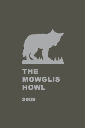 THE MOWGLIS HOWL - Camp Mowglis