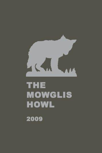 THE MOWGLIS HOWL - Camp Mowglis