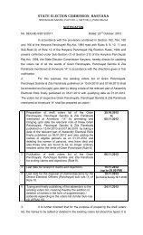 preparation of voter list for gram panchayat jakhal mandi