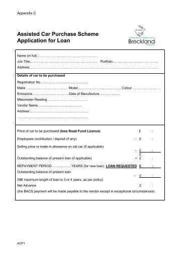 Appendix N-1 FAC-C Program Application Form Memorandum TO ...