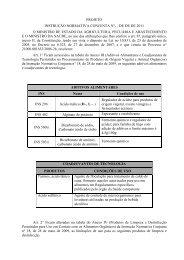 Instrução Normativa Interministerial/MAPA-MS nº 24, de 02 ... - Tecpar